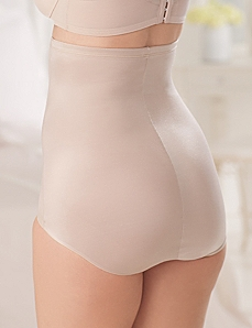 Serenada® Hi-Waist Shaping Brief by CATHERINES