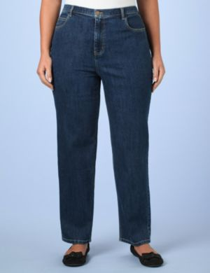 Right Fit™ Straight Jeans (Straight)