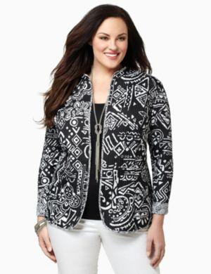 Native Art Reversible Jacket