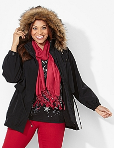 Breckenridge 3-In-1 Coat by CATHERINES