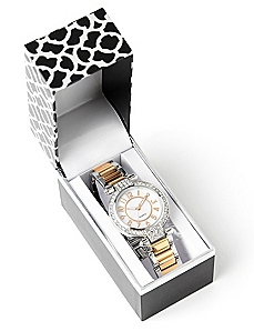 Giftable Duel Glamour Watch