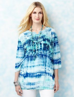 River Rapids Tunic