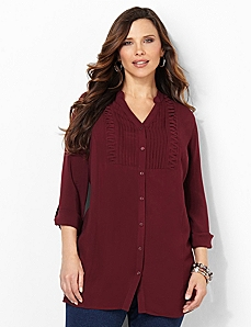 L'Attitude Lattice Tunic