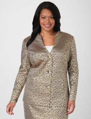 Infinity Metallic Jacket