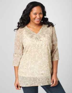 Essence Embroidered Tunic