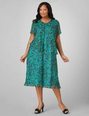 Bluebell Georgette Dress