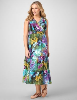 Bahama Breeze Maxi Dress