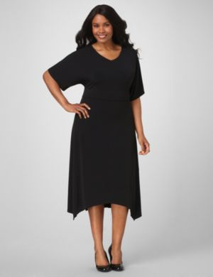 Versatile Asymmetrical Dress