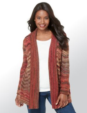 Nature's Palette Cardigan