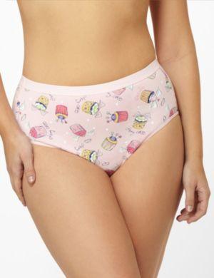 Serenada® Cupcake Hi-Cut Panty