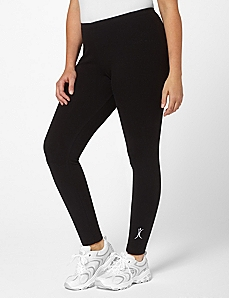 Feel Great Soft-On-Skin Leggings by A BIG ATTITUDE