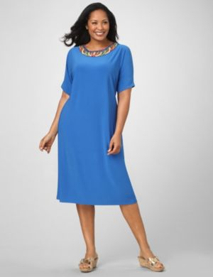 Slit Sensation Dress