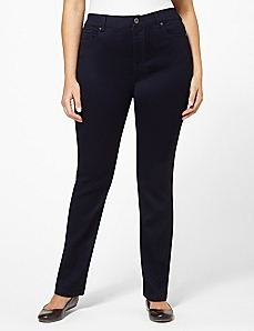 Radiant Sateen Jean by CATHERINES