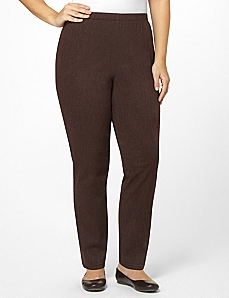 Everyday Fit Twill Pant by CATHERINES