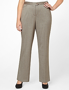 Jayne Stripe Pant by Catherines