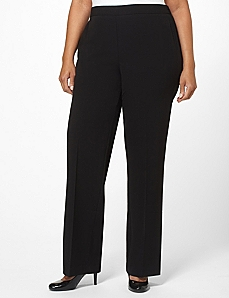Refined Fit Pant by CATHERINES