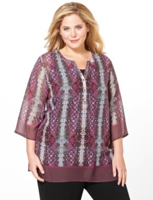 Color Flux Blouse