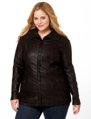 Sleek Zip Jacket
