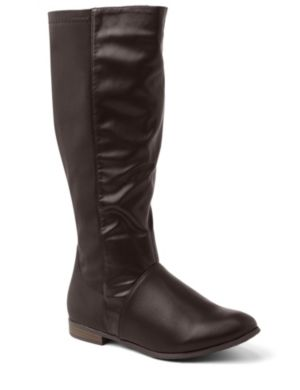 Central Park Stretch-Back Riding Boot