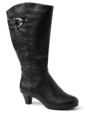 Metropolitan Side-Buckle Boot