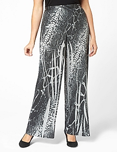 Abstract Palazzo Pant by Catherines