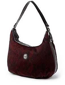 Faux Fur Handbag by CATHERINES