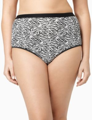 Serenada® Zebra Brief