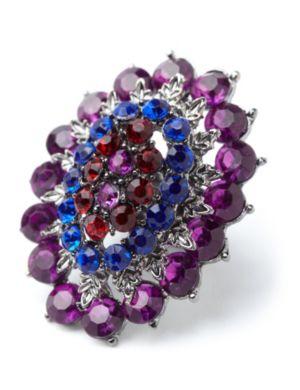 Flourish Color Pin