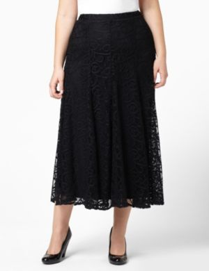 Lace Cascade Skirt