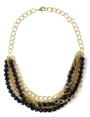 Striking Bead Necklace