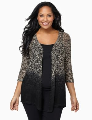 Artifact Ombre Cardigan