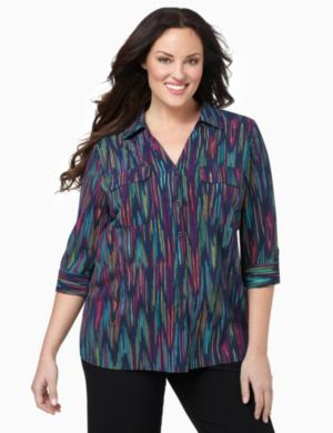Color Verve Shirt