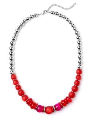 Glossy Glow Necklace