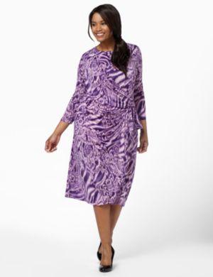Harmony Wrap Dress