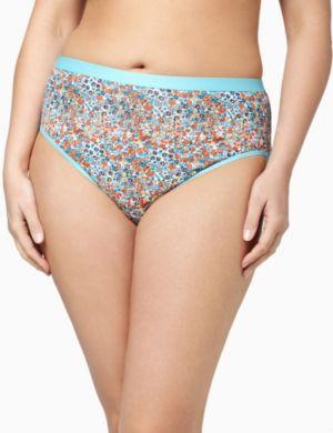 Serenada® Spring Hi-Cut Panty