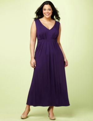 Soft Stretch Dress