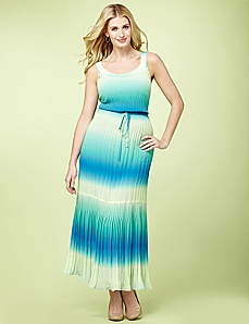 Translucent Maxi by CATHERINES