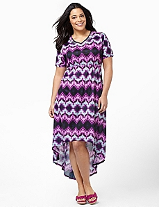 Dynamic Hi-Low Maxi by CATHERINES