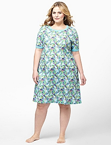 Feather Edge Sleepshirt