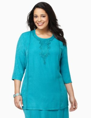 Delicate Touch Tunic