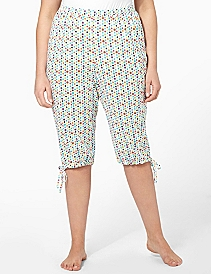 Dots Cargo Sleep Capri