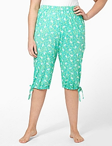 Dragonfly Cargo Sleep Capri by CATHERINES