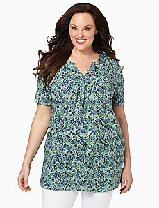 Paisley Muse Sleep Tunic