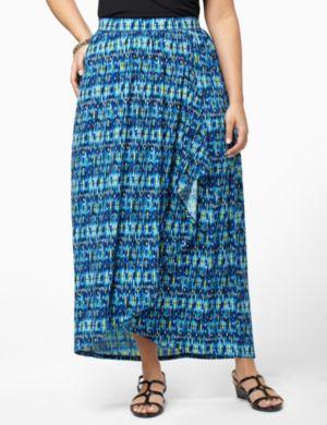 Modern Mosaic Skirt