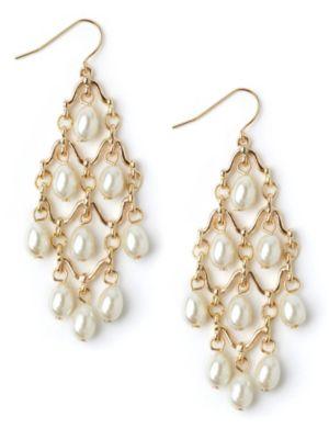 Chandelier Essence Earrings