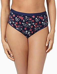 Serenada® Bright Stars Hi-Cut Panty