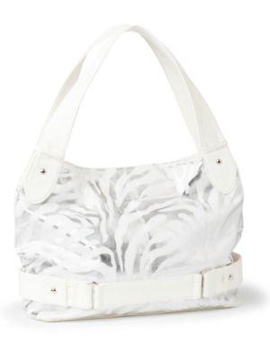 Zebra Sheen Bag