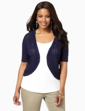 Soft Knit Shrug