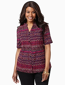 Sunrise Flicker Blouse