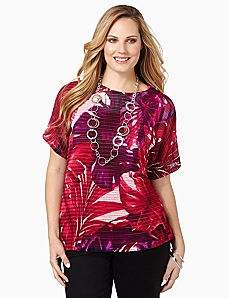 Paradise Blend Top by CATHERINES